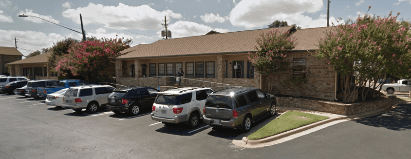 Natural Fit Therapy, Austin Texas (Clinic Front)