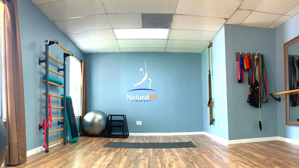 Natural Fit Therapy - North Austin Clinic Gym Space