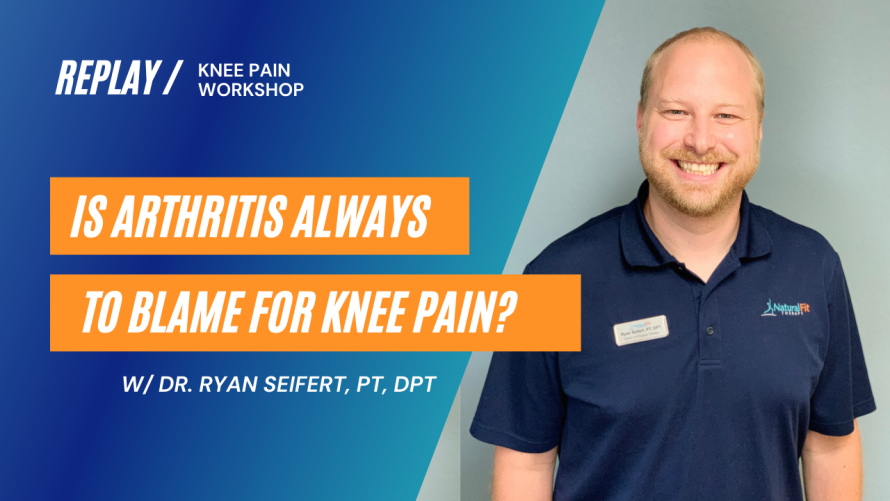 Is Arthritis Always to Blame for Knee Pain?