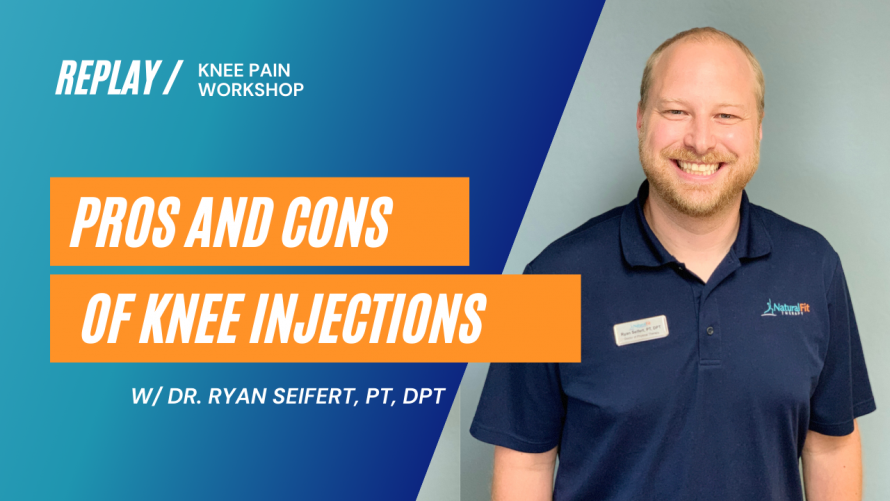 Pros and Cons of Knee Injections